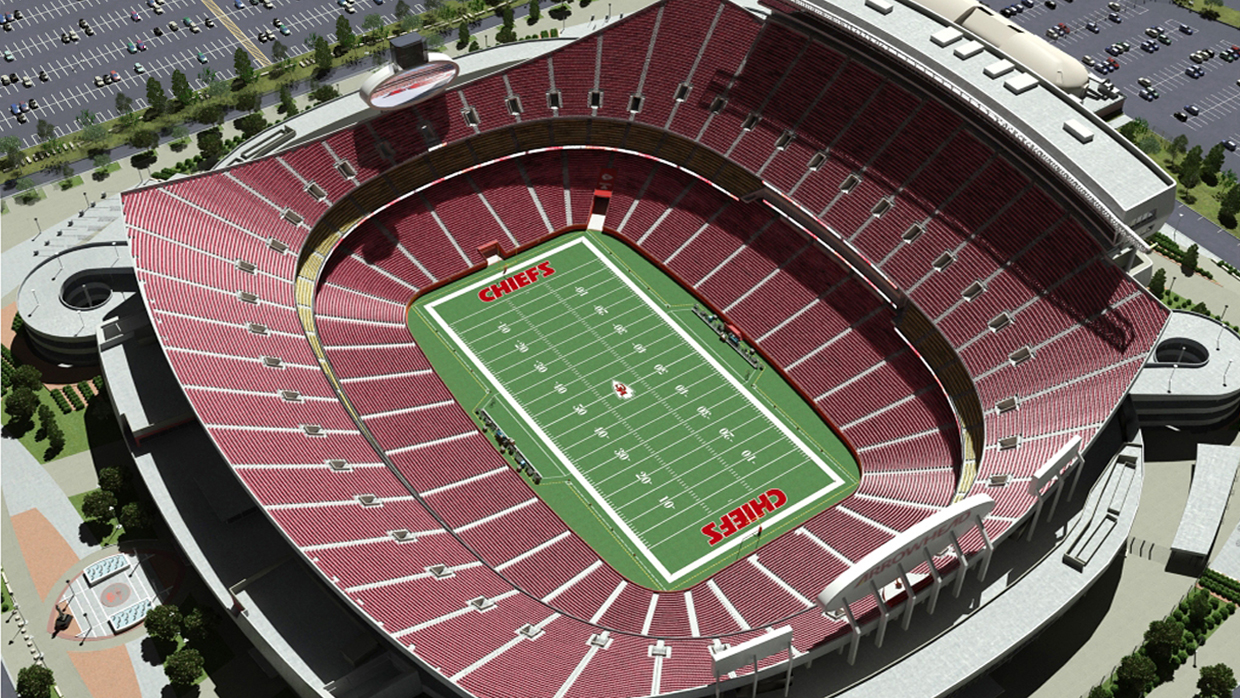 Kansas City Chiefs Virtual Venue By